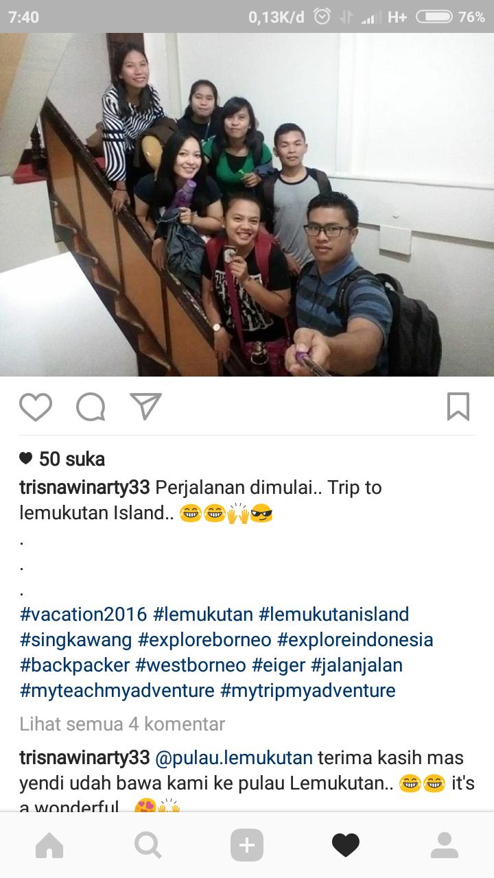 testimoni di instagram