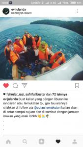 Pulau lemukutan, pulau Randayan, paket wisata pulau lemukutan